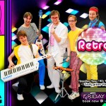 The 80's Flashback Live @ The River Canyon Restaurant